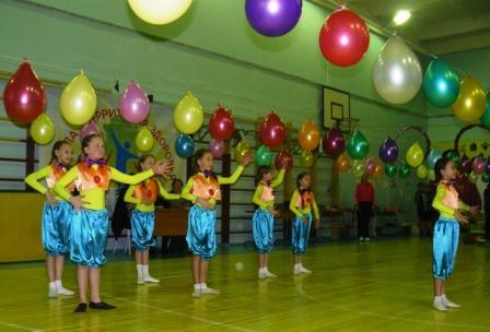 Приветственный танец